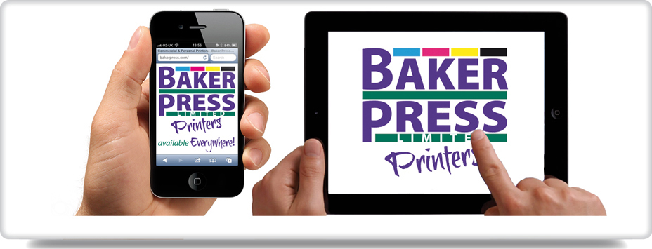 Baker Press printers