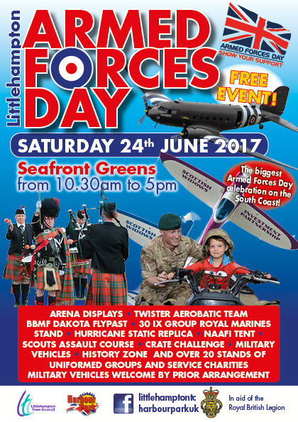 Baker Press Armed Forces Day